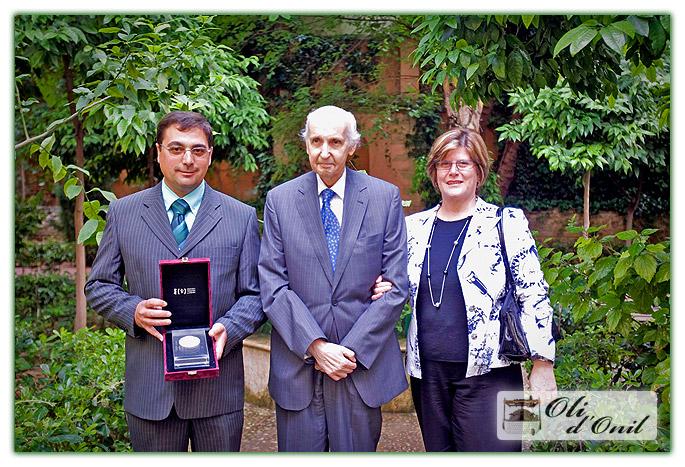 Medalla de plata del Consell Valencià de la Cultura